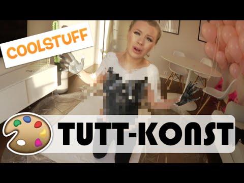 TUTT-KONST PÅ ALLA HJÄRTANS DAG? | vlogg (i samarbete med Coolstuff)