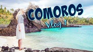 Exploring Grande Comore (Comoros Vlog #1)
