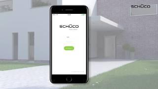 Nuova tecnologia Schüco BlueCon per le porte d'ingresso
