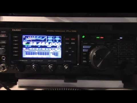 Private Jet Pilot on Ham Radio - NQ4I Air Mobile