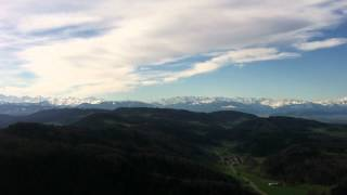 Top of Zurich fm Hotel Uto Kulm Thumbnail