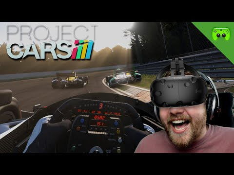 DER MOTOR SCHREIT 🎮 Project Cars VR #2