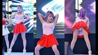 180503 스위치베리 지민 직캠 업타운 펑크 (Switch Berry Jimin 4K fancam) 김해대학교 신어대동제 by BusanWolf