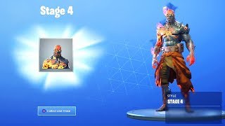 How To Unlock STAGE 4 Prisoner Skin in Fortnite! (The Prisoner Stage 4 Key Location)