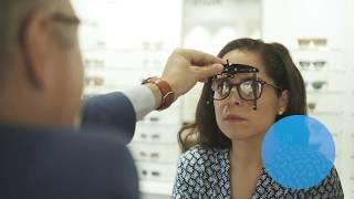 Optiker bei Visilab, ein technischer Beruf