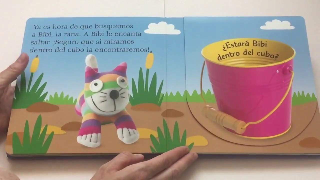 Cuentos infantiles: ¿Dónde está? libro infantil en español