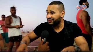 محمد الريفي : أهلا بالمنافسة مع سعد لمجرد