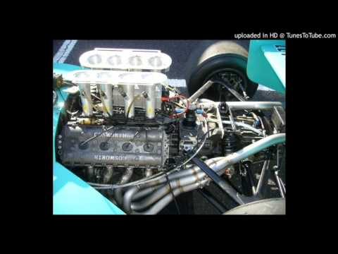 Ford cosworth DFV engine sound