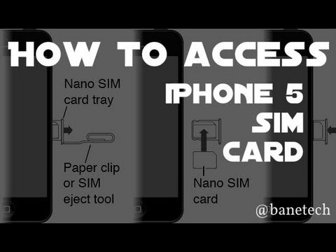 remove sim card iphone 5 remove amp install sim card iphone iphone 5 5s iphone 4s 17957