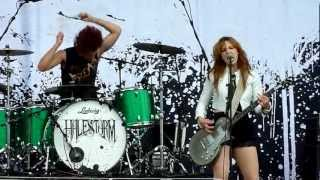 Halestorm - I Get Off (Live - Download Festival, Donington, UK, June 2012)