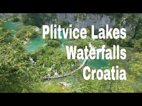 Plitvice Lakes, Croatia - 3 useful tips with my travel footage