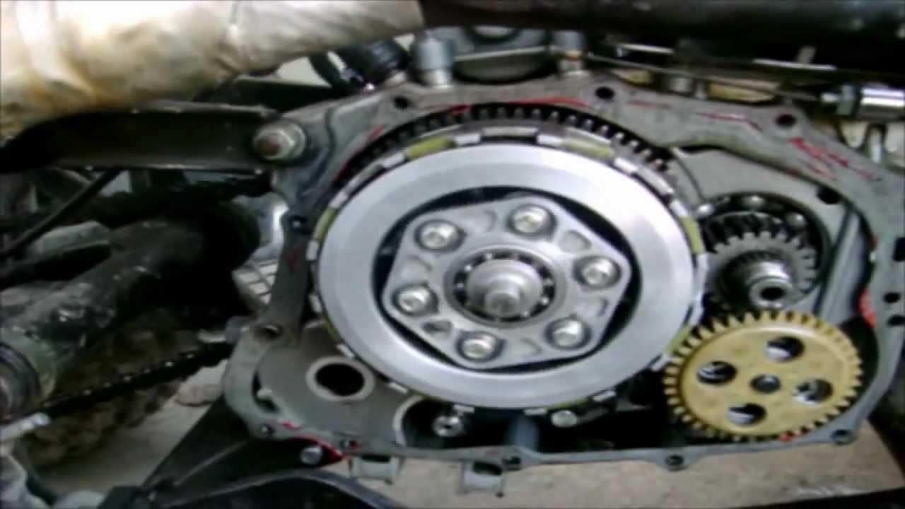 110cc Atv Engine Parts Diagram Atv Clutch Help Youtube