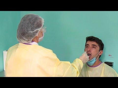 Жители Таджикистана начали массово сдавать тесты на коронавирус