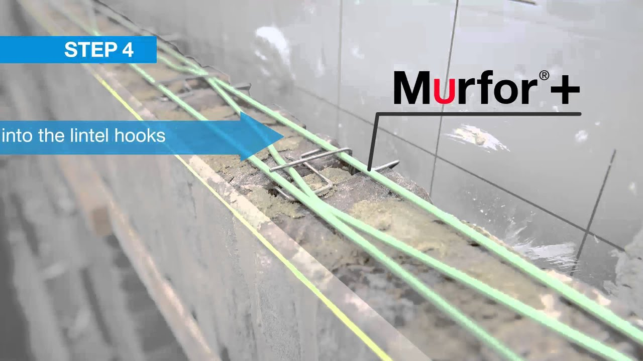Discover New Structural Possibilities With Murfor 174 Masonry