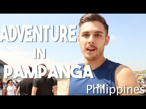 Why Its More Fun in the Philippines (Foreigners Travel Around Pampanga - vlog 88)
