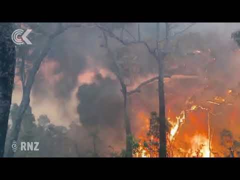 Australia Bushfire Crisis May Worsen In Hot Winds
