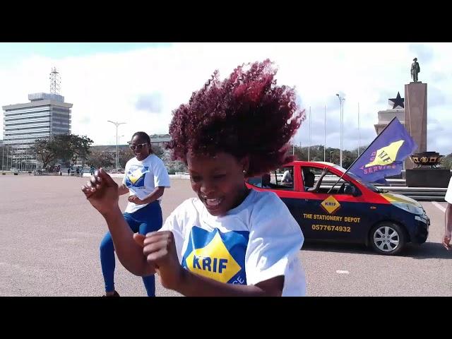 Jerusalema Challenge Dance KRIF