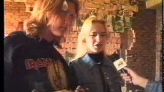 Неформалы в Красноярске 1995 г.