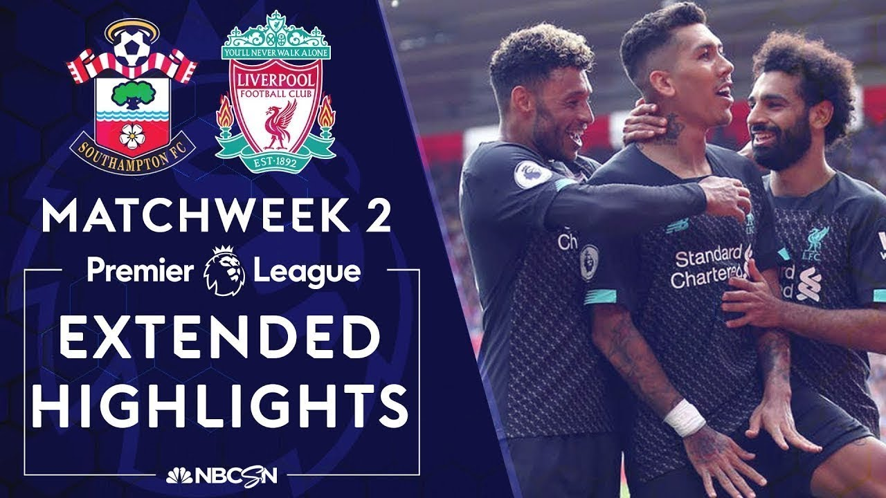 Liverpool Vs. Southampton: Score, Highlights Of Premier League ...