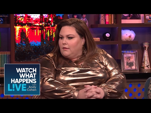 Chrissy Metz Talks Chris Sullivan's 'This Is Us' Fat Suit | WWHL