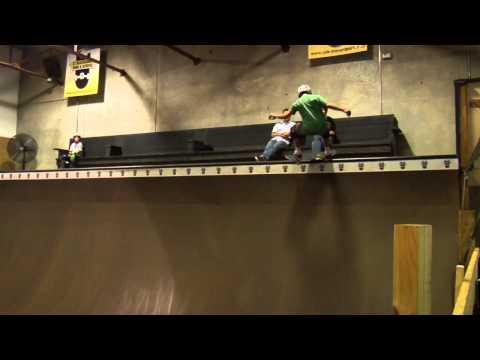 KOTG KOTA CJ Skatepark Vert Jam 2013