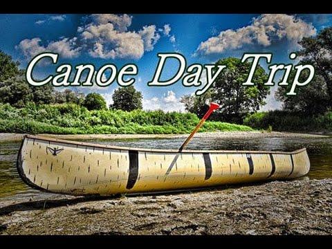 Canoe Day Trip: Fishing, Steak, Fun.