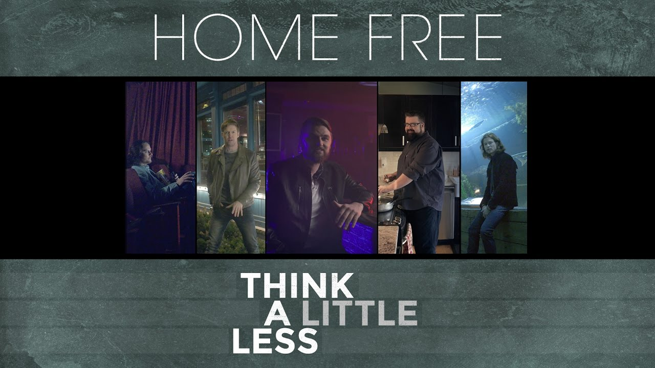 5 Homes That Prove That Less Is More: Think A Little Less (Home Free Cover