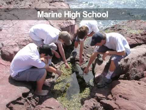 Eden Marine High School