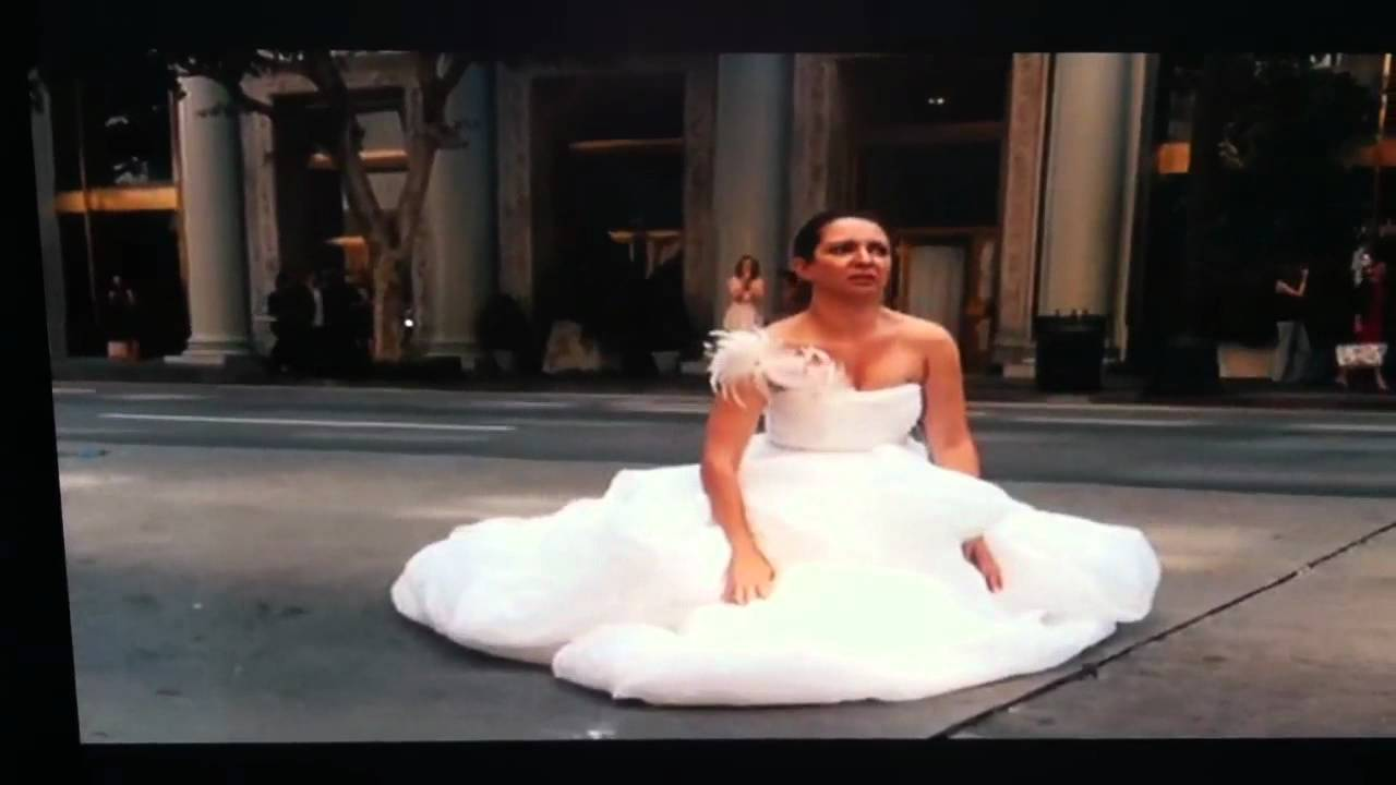 Bridesmaids shittin in the street. - YouTube