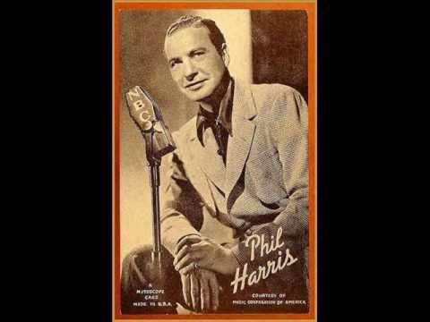 Phil Harris--Darktown Poker Club
