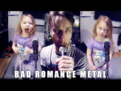 Bad Romance (metal cover by Leo Moracchioli)