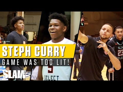 Steph Curry Game was TOO LIT!🔥 Anthony Edwards, Cole Anthony GO OFF!
