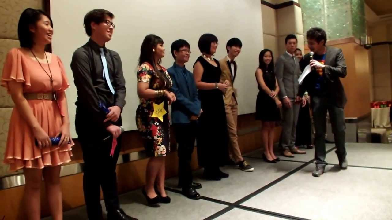 Singapore Emcee MC Experience & Familiar Host