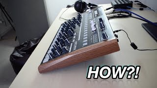 How to Angle Music Gear | Analog Synths, MIDI Controllers, Etc..