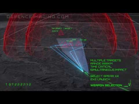 MBDA Spear 3 Missile CGI video of F-35 mission, Defence Imaging 3D Graphics Specialists
