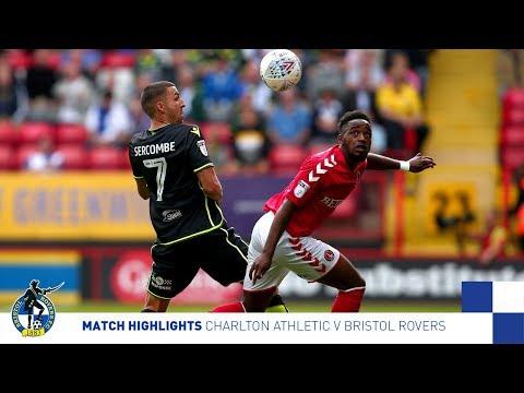HIGHLIGHTS: Charlton Athletic 1-0 Bristol Rovers
