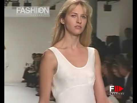 CALVIN KLEIN Spring Summer 2003 New York - Fashion Channel