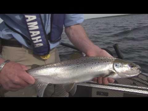 Émission de pêche à la Ouananiche www.martinpecheur.tv