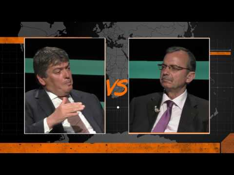 Report TV - Bamir Topi në Versus: Unë nuk jam në asnjë koalicion politik
