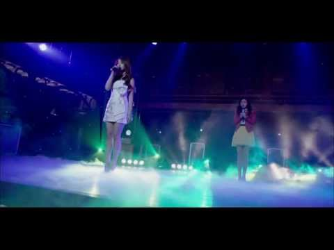 Jiyeon T-ara - Wishing on a star [ Wonder Girls ]
