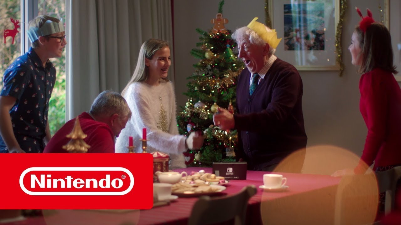 Christmas Switch.1 2 Switch Fun For All The Family This Christmas Nintendo Switch