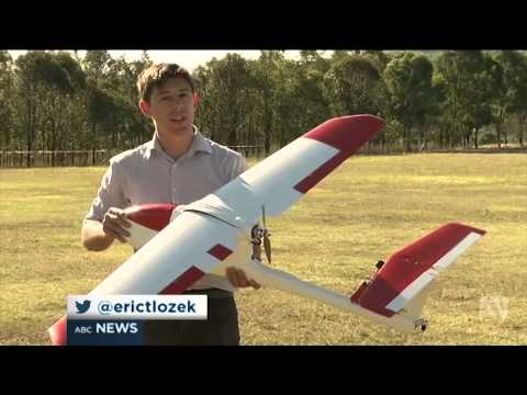 QUT unmanned aerial research success - ABC News