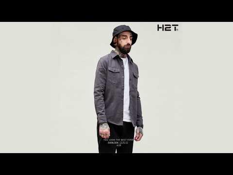 Thêm Một Mẫu áo Khoác Jean Siêu CHẤT Cho AE - H2Tshop.com