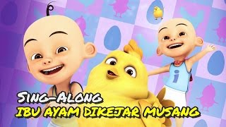 Video Upin & Ipin - Ibu Ayam Dikejar Musang [Sing-Along][HD] download MP3, 3GP, MP4, WEBM, AVI, FLV Juli 2018