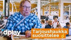 Tuurin kyläkauppias   Tarjoushaukka-Jorma tekee löytöjä Tuurin synttäriyössä   Dplay.fi