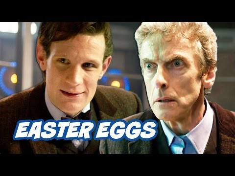 Doctor Who Christmas Special 2013 Easter Eggs - WHOLOCK WEEK streaming vf