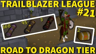 It's FINALLY Clue Time! (2 Masters) - Trailblazer League #21 (Road to Dragon Tier)