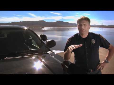 Новый Ford Explorer на службе у полиции разные типы дорог