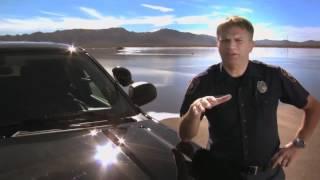 Новый Ford Explorer на службе у полиции- разные типы дорог