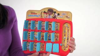 Smyths Toys - Disney Junior Guess Who Game